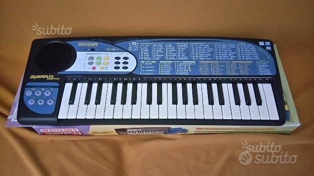 Tastiera bontempi digital