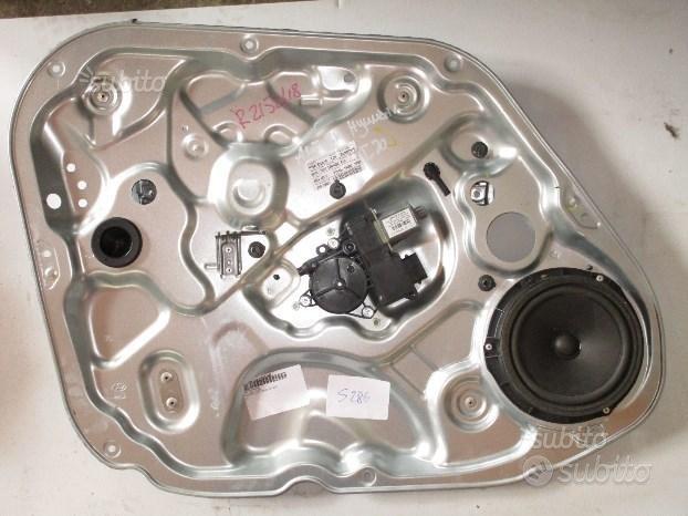 Hyundai IX20 alzavetro ant sx - S286