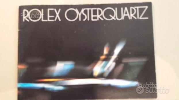 Rolex Libretto Oyster Quartz