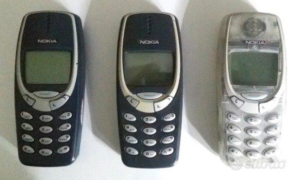 Cellulari vintage funzionanti - IN BLOCCO