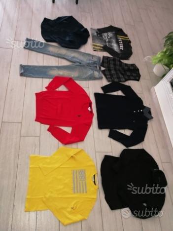Abbigliamento 10 anni