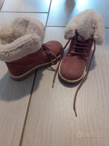 Scarponcini scarponi invernali
