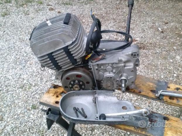 Motore cagiva 125 sx