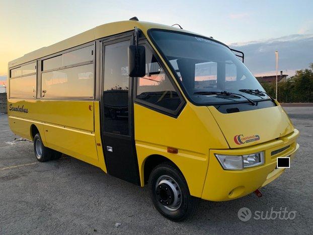 Iveco 65c15 Scuolabus 2001