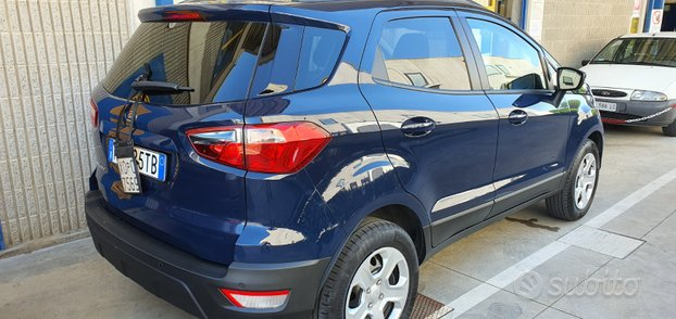 FORD EcoSport - 2019 1.0 ECOBOOST AUTOMATICA