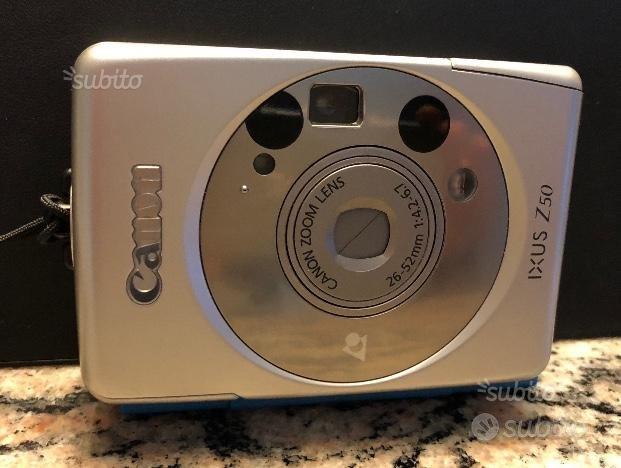 Canon Ixus Z50 - Fotocamera con Rullino