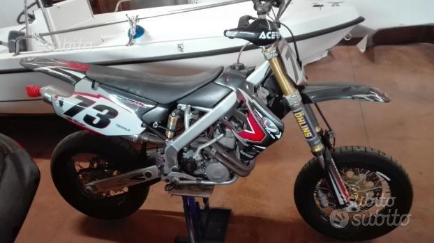 Vor/vertemati 530 '04 motard da vetrina rara