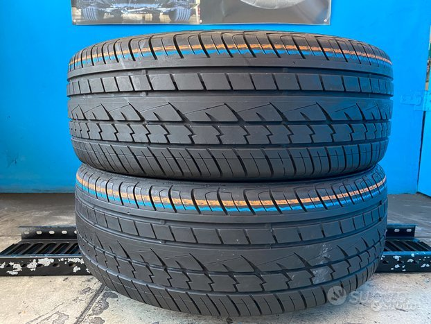 2 Gomme 235/55 R20 - 102W Continental 85% res.2019