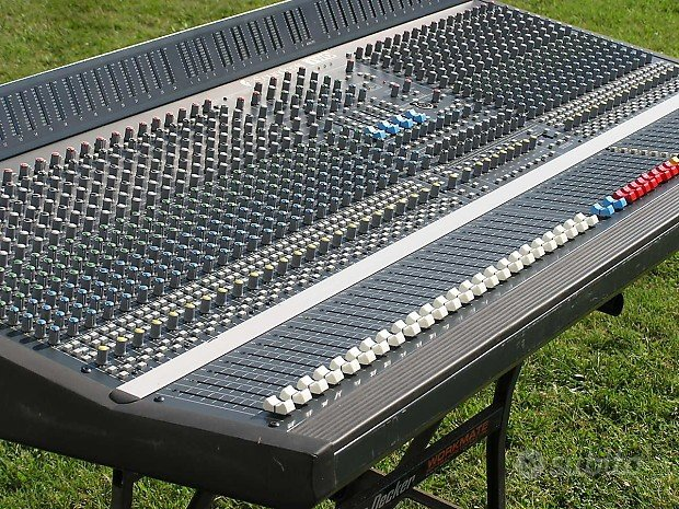 Mixer soundcraft series two 40 canali