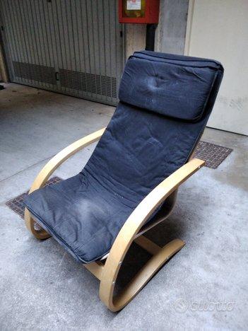 Sedia Poang Ikea