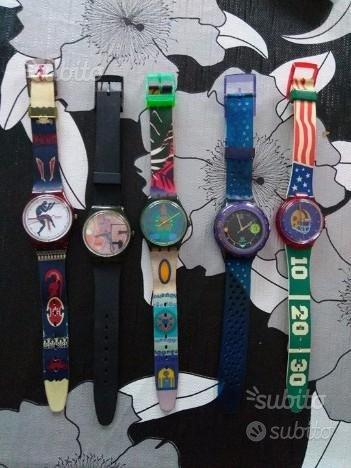 Orologi swatch anni 90