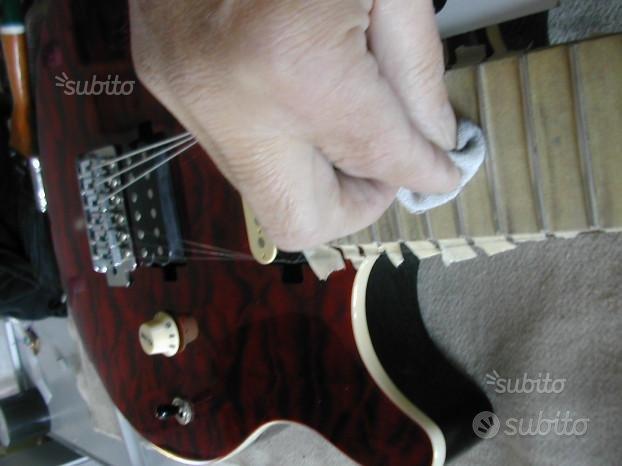 Setup chitarre e bassi