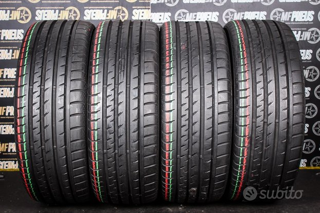 215 50 17 gomme usate estive continental 02-22