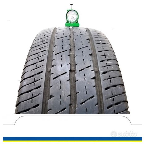 Gomme 215/75 R16 usate - cd.8654