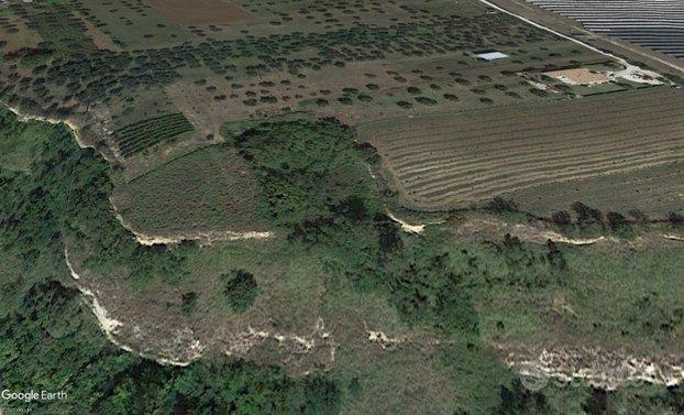 Terreno agricolo per bonifica ex cava