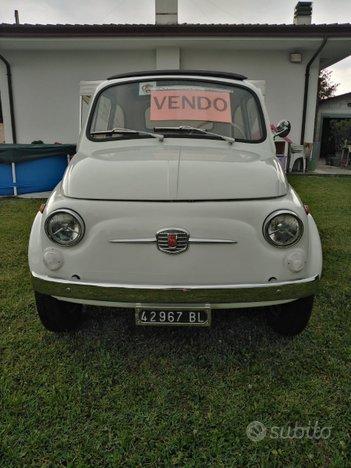 Fiat 500 f - 1967
