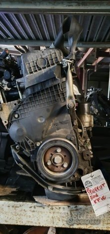 Motore Peugeot 206 1.4 Benzina
