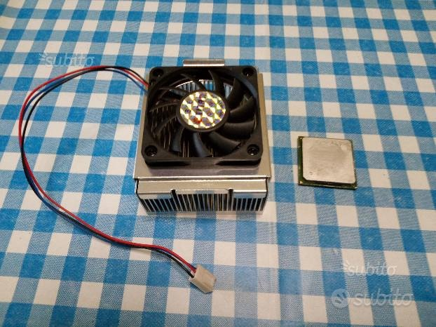 CPU Pentium 4 1,5 Ghz SL5TJ - Socket 478