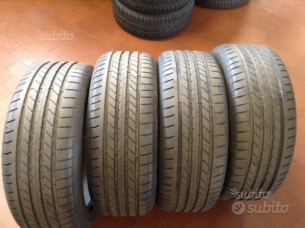 4 pneumatici 235/45r19 95v goodyear runflat