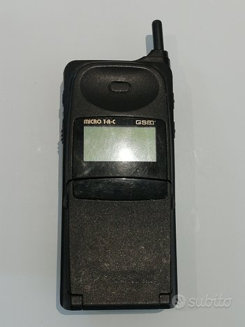 Cellulare motorola microtac 8400 international