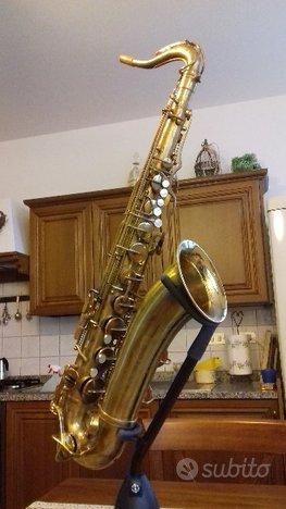 Sax tenore Holton Collegiate anni 60 vintage