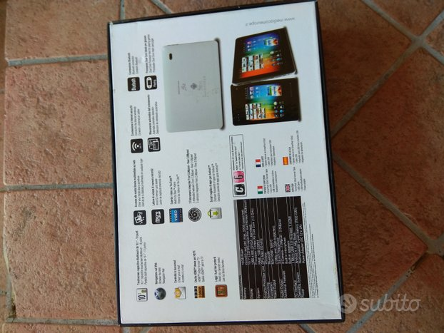 Stupendo Tablet 10 pollici smartpad S2