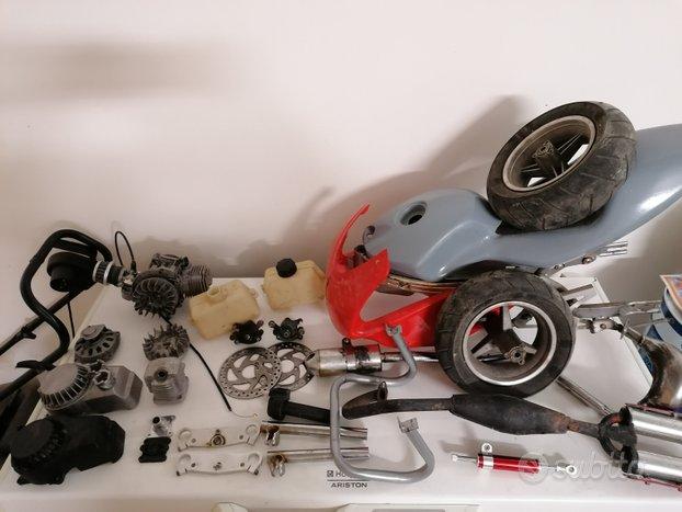 Ricambi minimoto cinese 50cc