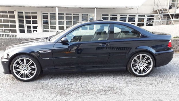 BMW M3 Coup SMG II