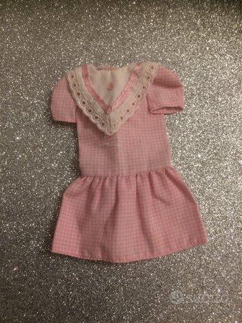 Barbie outfit skipper anni 80