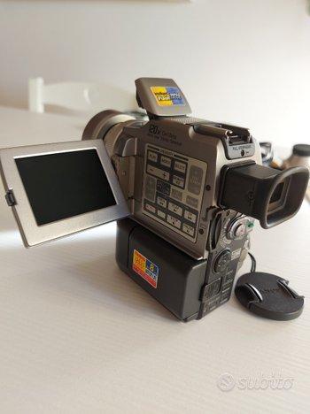 Telecamera sony dcr-pc115e pal digital videocamera