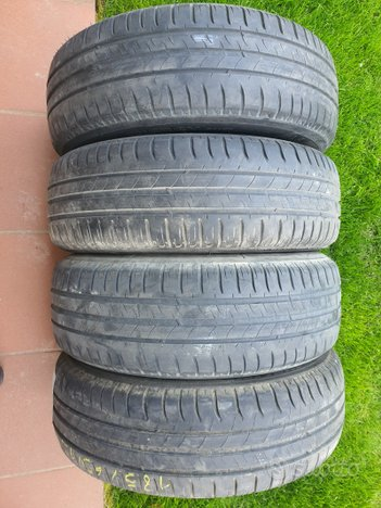4 gomme 195 65 15 88 T Michelin 90%
