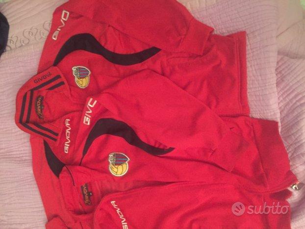 Originali giacche Catania calcio