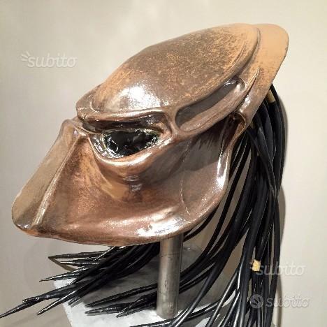 Maschera di Predator, Dimensione Reale