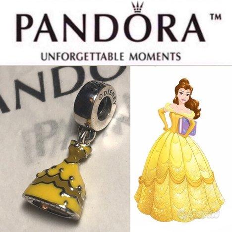Charm PANDORA Disney Vestito di Belle