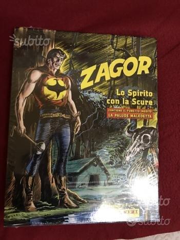 Album figurine Zagor Edizione limitata