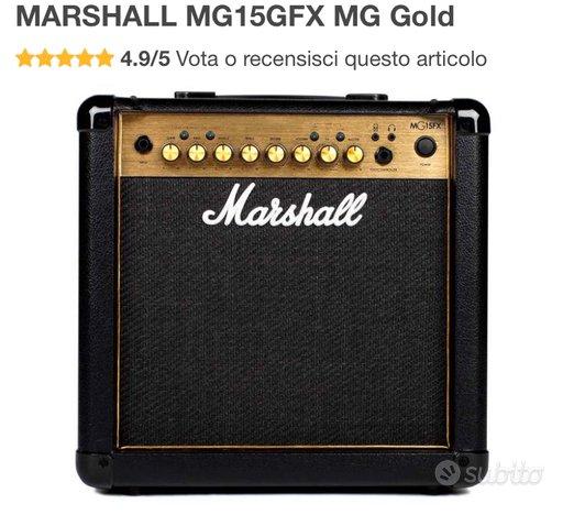 Amplificatore chitarra Marshall