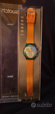Orologio Swatch Chrono 1993- SCL102 -Sound