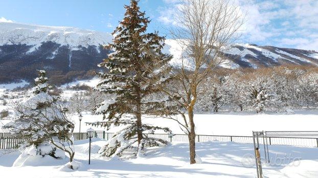 Pescocostanzo Abruzzo bosco sant' Antonio