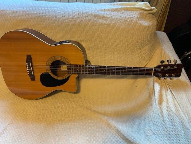 Suzuki sd-335c chitarra acustica japan