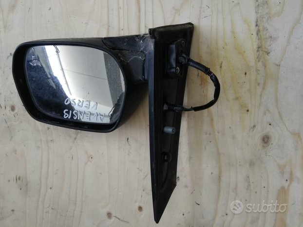 Specchio laterale destro Toyota Avensis verso