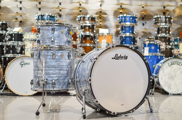 Ludwig Classic Maple Fab