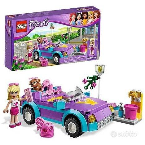 LEGO Friends - La decappottabile di Stephanie 3183