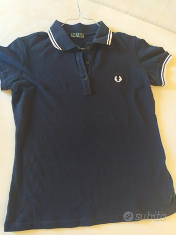 Polo Donna Fred Perry