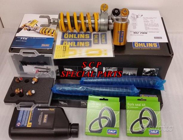 Suzuki gsx r 600 750 ohlins mono e kit forcelle