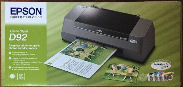 Stampante inkjet EPSON D92