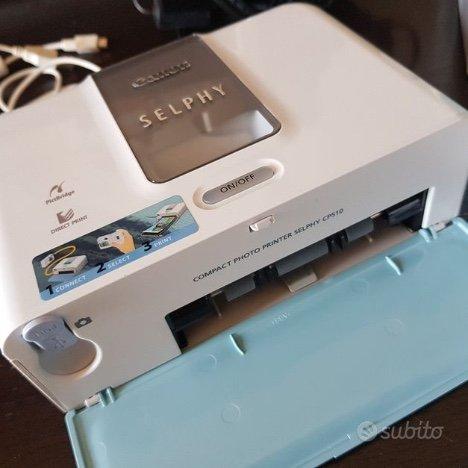 Stampante fotografica Canon Cp510