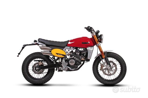Fantic Motor Caballero 125 - 2019