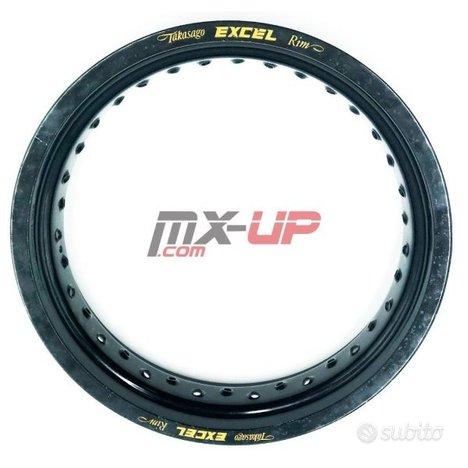 Cerchio anteriore Excel KTM motard SMR 450 2008-14