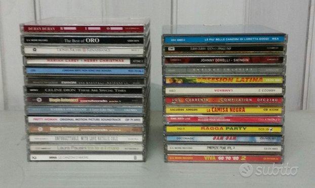 Lotto di 27 CD Musica Italiana/Straniera 60/2000