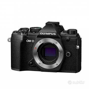 Nuova olympus omd- em5 mark ii corpo